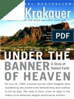 Under the Banner of Heaven (Excerpt)