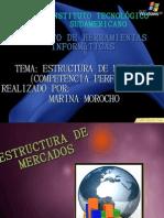 Estructura de mercados