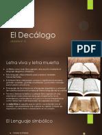 10 - El Decalogo