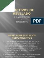 REACTIVOS DE REVELADO DACTILOSCOPIA CRIMINAL 7-10 AM.pptx