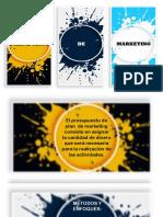 Presupuesto de Marketing.pptx