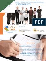 Dossier CCL Sector Turismo y Hospitalidad