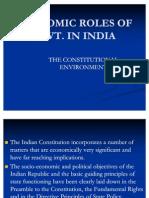 Constitutional Environment