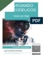 Diario de viajes psicodelicos