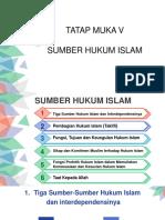 47713_5. Sumber Hukum Islam_Revisi Badrudin.pptx