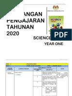 1. RPT Science Year 1 (DLP) 2020 by Rozayus Academy.docx