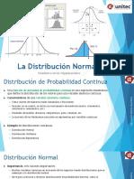 Cap 6 Distribución Normal