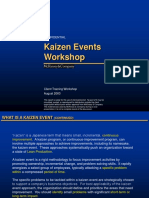 Kaizen Event Workshop Aug.03.ppt