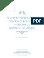 Centro DE CAPACITACION Y ESTACION DE BOMBEROS MUNICIPAL DE RIOHACHA.docx