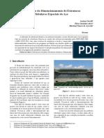 Otimização do Dimensionamento de Estruturas