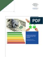 Energy Efficiency Accelerating Agenda Report 2010