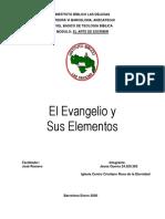 Elementos Esenciales del Evangelio