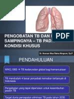 Pengobatan TB dan Kondisi khusus.pptx