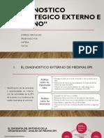 DIAGNOSTICO ESTRATEGICO EXTERNO E INTERNO - MEDIMAS EPS.pptx