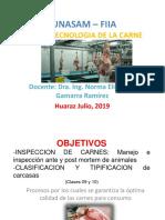 CLASES 9 Y 10 TECNOLOGIA DE LA CARNE 2019.ppt