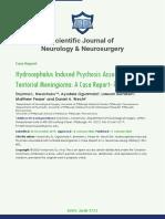 Scientific Journal of Neurology & Neurosurgery