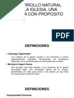 DESARROLLO NATURAL DE LA IGLESIA 1.pptx