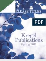 KregelPubSpring2011