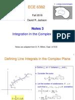 Notes 3 6382 Complex Integration (1).pptx