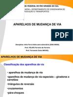 AMV- APARELHO DE MUDANÇA DE VIA
