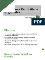 Síndromes Reumáticos Regionales