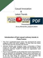 Fast Casual Innovation Presentation