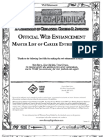 WFRP Career Comp Enhance
