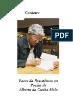 Faces da Resistência na Poesia de Alberto da Cunha Melo