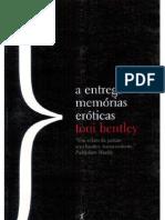 Toni Bentley a Entrega