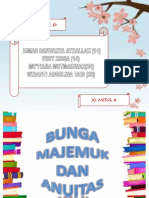 BUNGA & ANUITAS