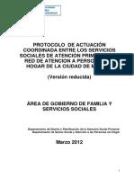 Coordinación Atención Primaria y PSH1