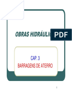 Obras hidraúlicas - Cap-3 _2015
