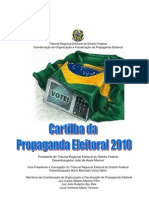 Cartilha Propaganda
