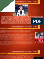 cristian ronaldo TRABAJO EN POWER POINT