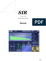 SIR2 Manual