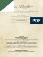 Pokemon 5e - Gen V Monster Manual.pdf
