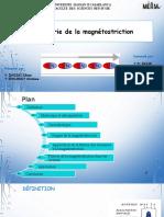 la magnetostriction.pptx