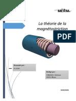La théorie de la magnétostriction NNN.docx