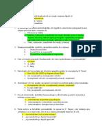 Test PSIHOLOGIA PERSONALITATII  ro (1)