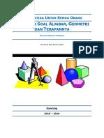 Book - Otak Atik Matematika Aljabar dan Geometri - SSW (20190325)