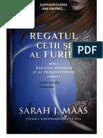 Regatul Cetii Si Al Furiei - Sarah j Maas