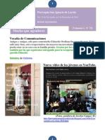 Boletín N° 79, del 29 de Noviembre al 5 de Diciembre de 2010