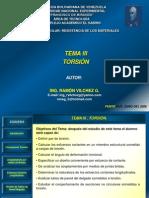 Presentacion Prof. VILCHEZ-ToRSION