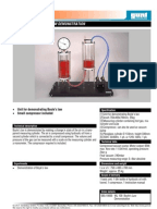 properties of measurement pvt experiment Simultaneous measurements of the volume, dielectric constant and density have been made in both the vapor and liquid phases of a gas condensate fluid.