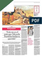 Este No Es El País Que Micaela Bastidas Huniera Querido