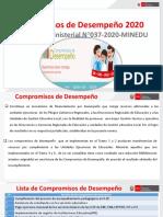 PPT institucional_DIGERE_ME_17102019 vf (1)DESEMPEÑO 2020 FINALLL.pptx