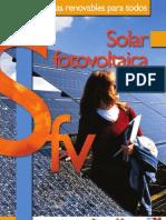 Cuadernos Energias Renovables Para Todos Solar Fotovoltaica