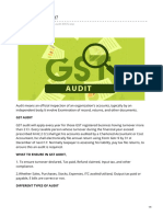 caclubindia.com-What is GST Audit_2