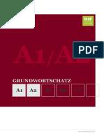 A1 A2 vokabeln