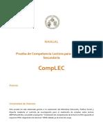 MANUAL. CompLEC